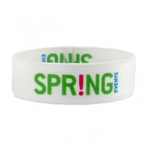"3/4"" Dye Sublimated Stretchy Elastic Bracelet"