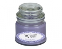 Candle in 4 Oz Apothecary Jar