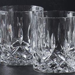 Lyngby Whiskyglass 2 stk