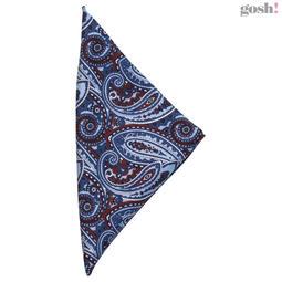 JH&F Handkerchief Paisley