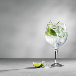 Orrefors Gin glass