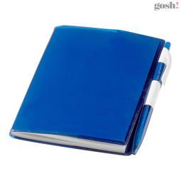 Paradiso notatbok og penn