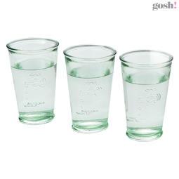 3 vannglass