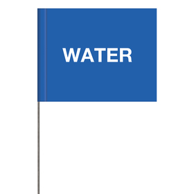 Generic Message Marking Flags - Water