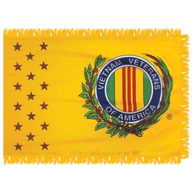 vietnam veterans of america 3' x 5' indoor flag