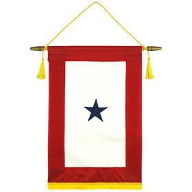 service star banner - one star