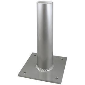 aluminum dock mount