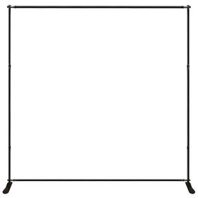 10' x 10' premium backdrop banner wall hardware