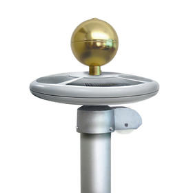 solar light for outdoor flagpoles