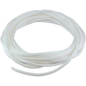 """halyard rope - 1/4"""" white"""
