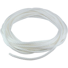 """halyard rope - 5/16"""" white"""