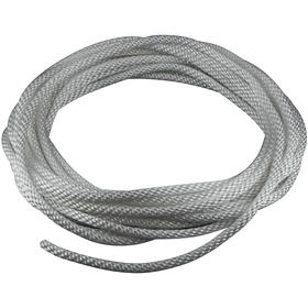 "halyard rope - 1/4"" silver"