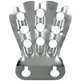 "three finger bracket-for pole sizes 5/16 - "" 3/8""dia."