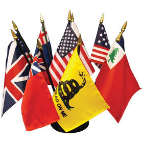 flags of our country desk set