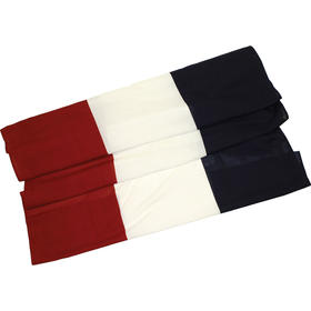 "3-Stripe Nylon Bunting - 36"" Wide"