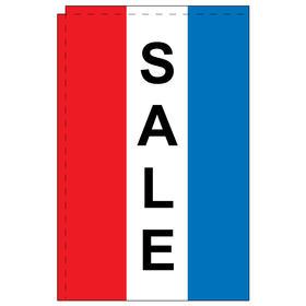 sale 2.5' x 5' windchaser vertical message flag