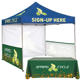 Tent Package E
