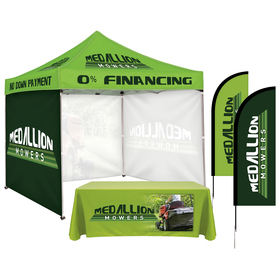 Tent Package J