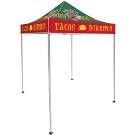6.5' Square Canopy Tent