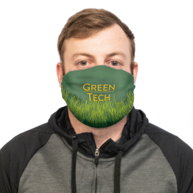 Custom Microfiber Face Mask