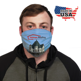 premium custom fabric face mask