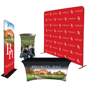 Trade Show Booth Display - Sleek Package