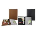 """concord premium leather 8.5"""" x 11"""" padfolio"""