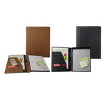 Concord leather padfolio