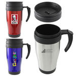 valueplus 16oz double wall stainless steel mug