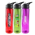 oceanside 25oz acrylic sports bottle