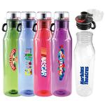 atlantis 25oz acrylic sports bottle