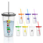 iposh double-wall acrylic tumbler 16oz