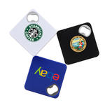 ValuePlus Square Coaster and Bottle Opener