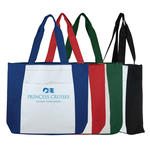 tasmania panel-front 600d tote