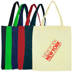 earth friendly non-woven tote bag