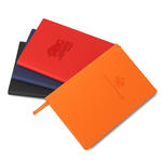 new age italian pu leather journal book (soft cover)