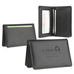Concord Leather Business Card Wallet