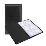 Pro 3-Row Business Card File Case