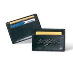 concord leather card wallet