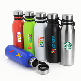 traveler 20oz double wall stainless steel vacuum insulated bottle