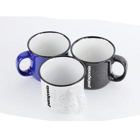 scenesetter 15oz speckled ceramic mug