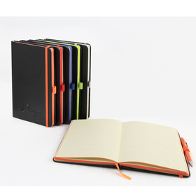 "madison pu leather 5""w x 8""h 192 pages journal book"
