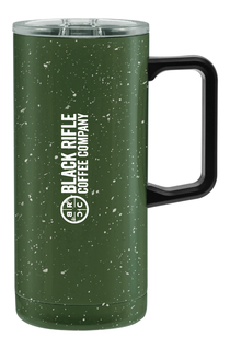The Camp Counselor- Stainless Steel Rugged Mug