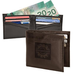 The Billfold - Leather Wallet