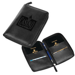 The Freedom - Leather Passport Case