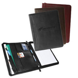 The Initiation - Leather Padfolio