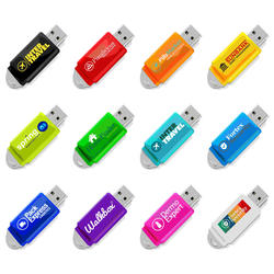 1GB Slider Flash Drive