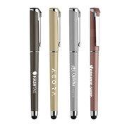 Islander Softy Metallic Gel Pen w/ Stylus