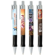 Grip Write Chrome Pen