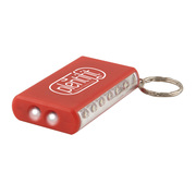 8 LED Flashlight Keyring